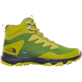 The North Face M's Ultra Fastpack III Mid GTX Shoes Citronelle Green/Zinc Grey